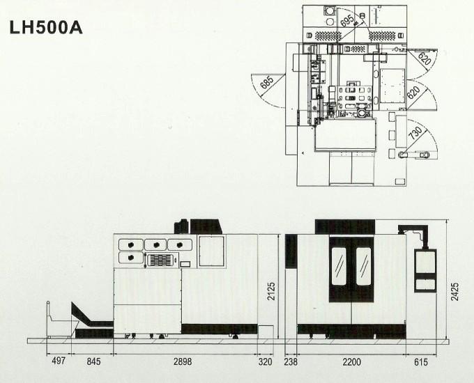 LH500A尺寸圖